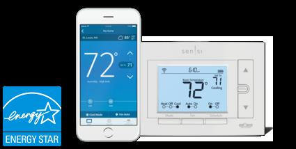 Comfort Sentry Sensi Wifi Thermostat