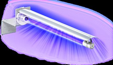 Quantum Germicidal LR® Ultraviolet Sterilization System