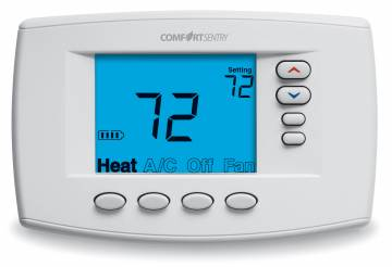 Comfort Sentry 4/2 Easy Viewer Thermostat