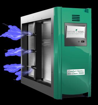 Comfort Sentry® Air Clean 9000